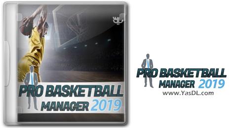 دانلود بازی Pro Basketball Manager 2019 برای PC