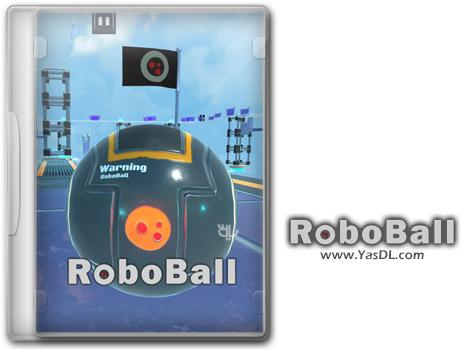 دانلود بازی RoboBall برای PC