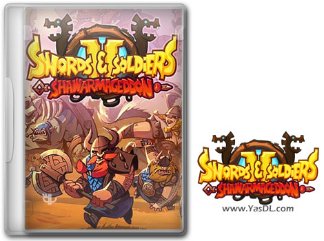 دانلود بازی Swords and Soldiers 2 Shawarmageddon برای PC