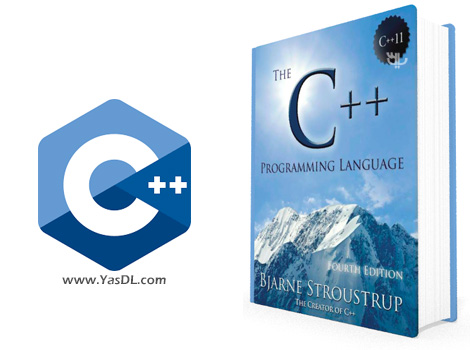 دانلود کتاب آموزش برنامه نویسی سی پلاس پلاس - The C++ Programming Language, 4th Edition