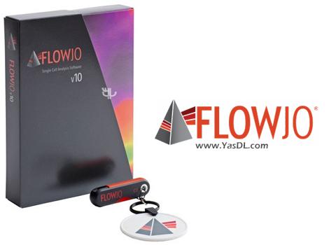 دانلود Treestar FlowJo 10.5.3 x86/x64 - نرم افزار تجزیه و تحلیل فلو سایتومتری