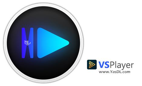 دانلود VSPlayer 7.4.1 - نرم افزار پخش حرفهای انواع فایلهای صوتی و تصویری