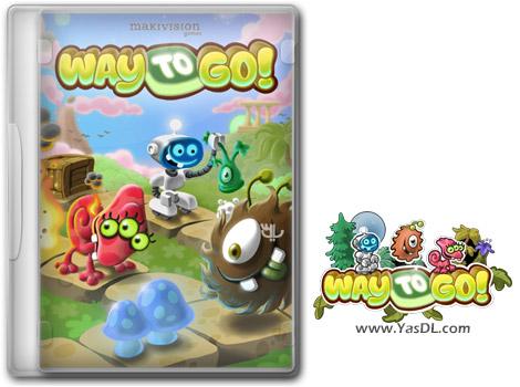 دانلود بازی !Way to Go برای PC