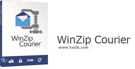 دانلود WinZip Courier 9.0 - فشردهسازی فایلهای ضمیمه در ایمیل
