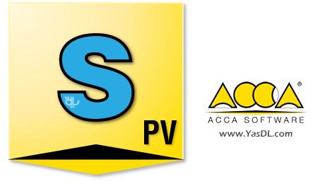 دانلود ACCA Solarius PV 14.00d - نرم افزار محاسبات سیستمهای فتوولتاییک