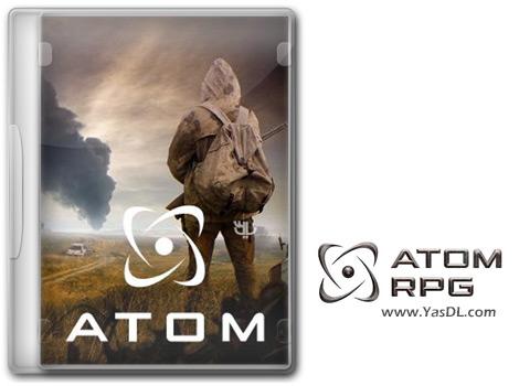 دانلود بازی ATOM RPG برای PC