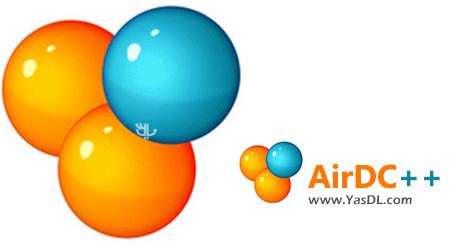 دانلود AirDC++ 3.53 - نرم افزار ارسال و دریافت نقطه به نقطه فایلها