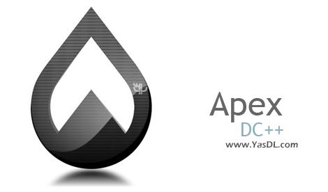 دانلود ApexDC++ 1.6.5 x86/x64 - به اشتراکگذاری نقطه به نقطه فایلها