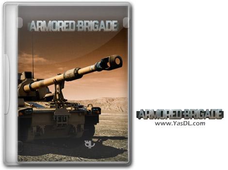 دانلود بازی Armored Brigade برای PC