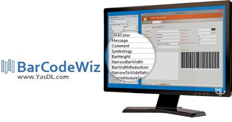 دانلود Barcode ActiveX Control 6.91 - نرم افزار تولید آسان و سریع بارکد