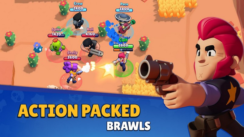 Brawl Stars 28.189 - Star Wars For Android