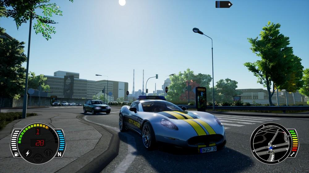 City Patrol Police V1.0.1 Game For PC |  Yas