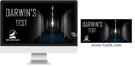 دانلود بازی Darwins Test برای PC