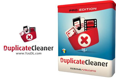دانلود DigitalVolcano Duplicate Cleaner Pro 4.1.1 - جستجو و حذف فایلهای تکراری