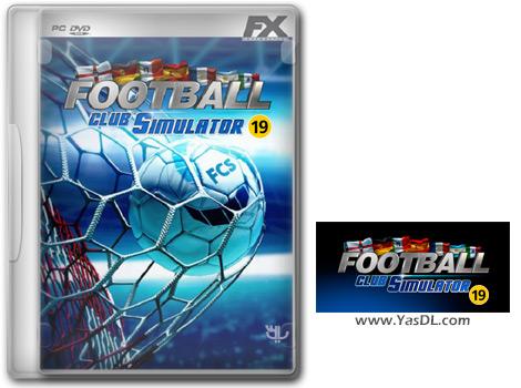 دانلود بازی Football Club Simulator 19 برای PC