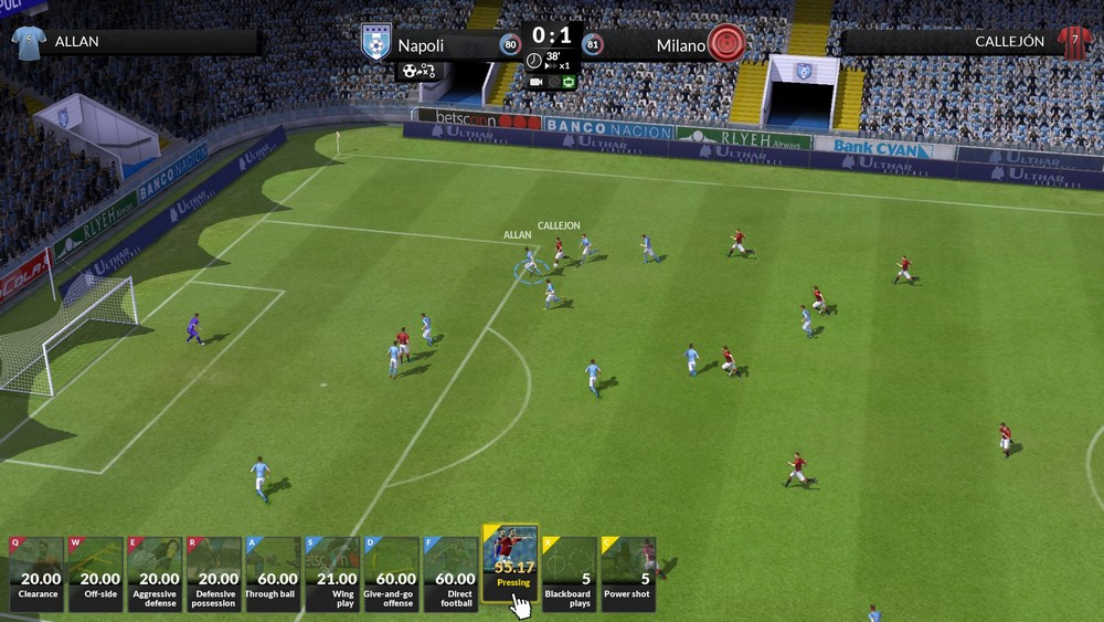 Play Football Club Simulator 19 For PC