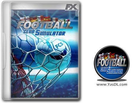 دانلود بازی Football Club Simulator 20 برای PC