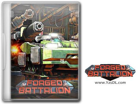 دانلود بازی Forged Battalion برای PC