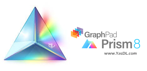 دانلود GraphPad Prism 9.1.1.225 - تحلیل مسائل آماری و گرافهای علمی