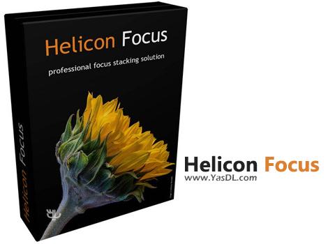 دانلود Helicon Focus Pro 7.0.2 x64 - بهینهسازی فوکوس سوژهها در تصاویر