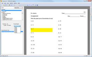 Infinite Algebra.cover1  300x185 - دانلود Infinite Algebra 1 v2.52 Retail + Portable - نرم افزار طراحی سوالات ریاضی