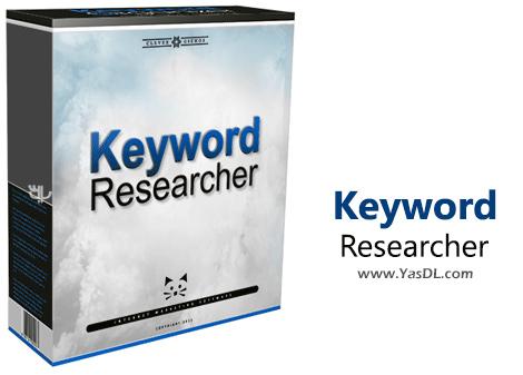 دانلود Keyword Researcher Pro 12.116 - جمع آوری کلمات کلیدی از سیستم تکمیل خودکار گوگل