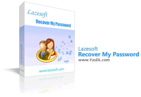 دانلود Lazesoft Recover My Password 4.3.1 Unlimited Edition - بازیابی رمز ویندوز