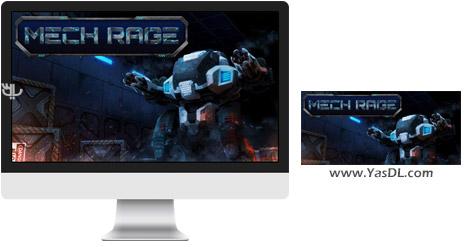 دانلود بازی Mech Rage برای PC