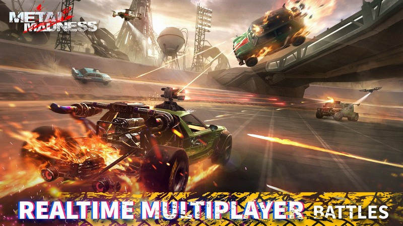 Metal Madness 0.40.2 Iron Madness For Android + Infinite Edition