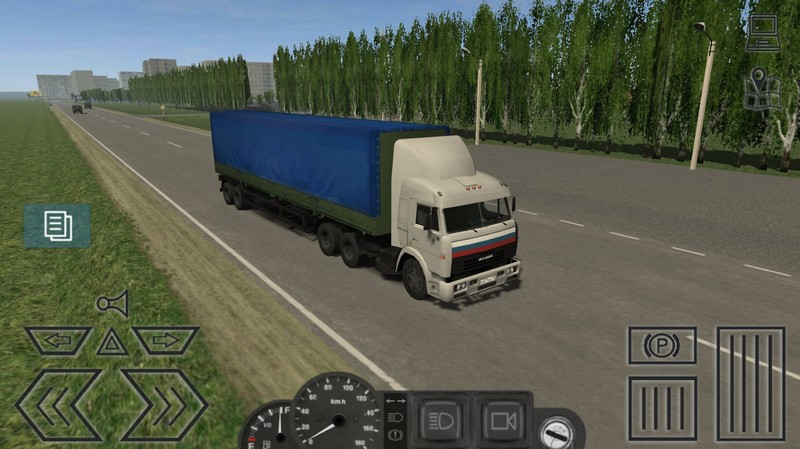 Motor Depot 1.02 - Road Transport Manager For Android + Data