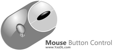 دانلود Mouse Button Control 18.12.01 - نرم افزار تغییر عملکرد دکمه های ماوس