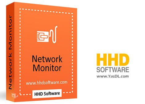 دانلود HHD Software Network Monitor Ultimate 8.10.00.8925 - نرم افزار نظارت بر شبکه