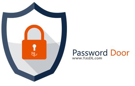 دانلود Password Door 9.0.1 - نرم افزار قفلگذاری بر روی برنامهها