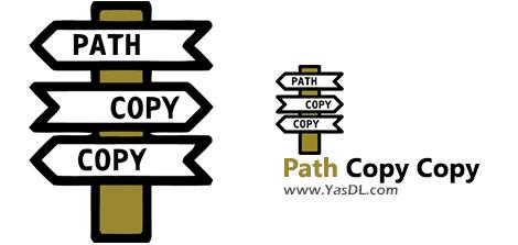 دانلود Path Copy Copy 16.0.1 - کپی آسان نام و آدرس فایل/فولدر