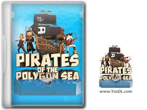 دانلود بازی Pirates of the Polygon Sea برای PC