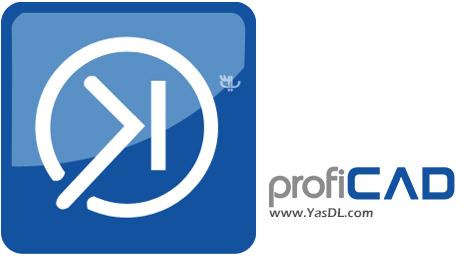 دانلود ProfiCAD 10.0.2.0 - نرم افزار طراحی مدارات الکترریکی و الکترونیکی