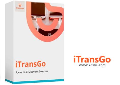 دانلود Tenorshare iTransGo 1.3.1.6 - کپی و انتقال اطلاعات به آیفون/آیپد جدید