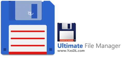 دانلود Ultimate File Manager 4.9 - مدیریت حرفهای فایل در ویندوز