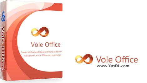 دانلود Vole Office Professional 3.86.8123 - جایگزین ساده و کاربردی برای مایکروسافت آفیس