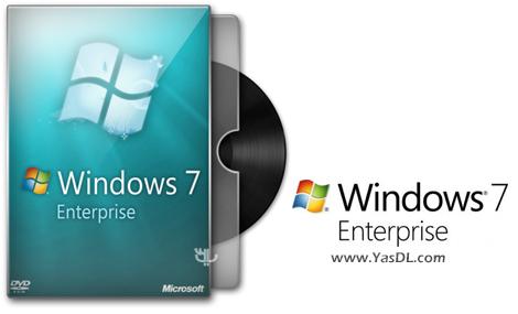 دانلود ویندوز 7 نسخه سازمانی – Windows 7 SP1 Enterprise X64 OEM December 2018