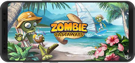 دانلود بازی Zombie Castaways 3.10 - زامبی مردود برای اندروید + نسخه بی نهایت