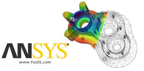 دانلود ANSYS Structures & Fluids Products 2019 R1 x64 - نرم افزار تحلیل سازه و مایعات
