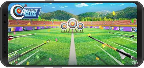 دانلود Archery Elite 2.5.7.0 - تیراندازی با کمان برای اندروید + نسخه بی نهایت