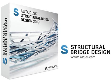 دانلود Autodesk Structural Bridge Design 2019 - نرم افزار طراحی پل و آنالیز رفتار آن