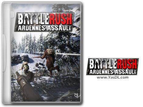دانلود بازی BattleRush Ardennes Assault برای PC