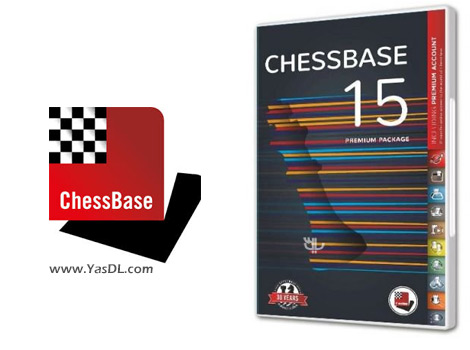 دانلود ChessBase 15.7 x86/x64 - نرم افزار آموزش جامع شطرنج