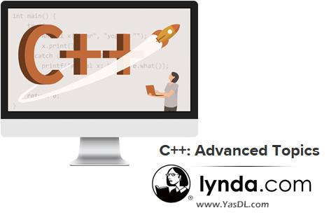 دانلود دوره آموزشی مباحث پیشرفته در سی پلاس پلاس - C++: Advanced Topics