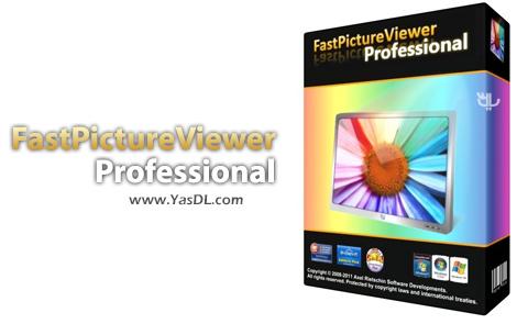 دانلود FastPictureViewer Professional 1.9.360.0 x86/x64 - نرم افزار مدیریت و نمایش تصاویر