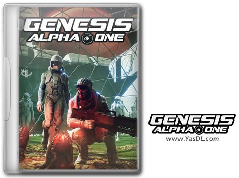 دانلود بازی Genesis Alpha One برای PC