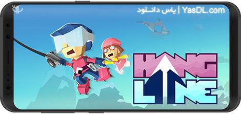 دانلود بازی Hang Line: The Adventure 1.0.3 - چالش بالا رفتن از کوه برای اندروید + نسخه بی نهایت